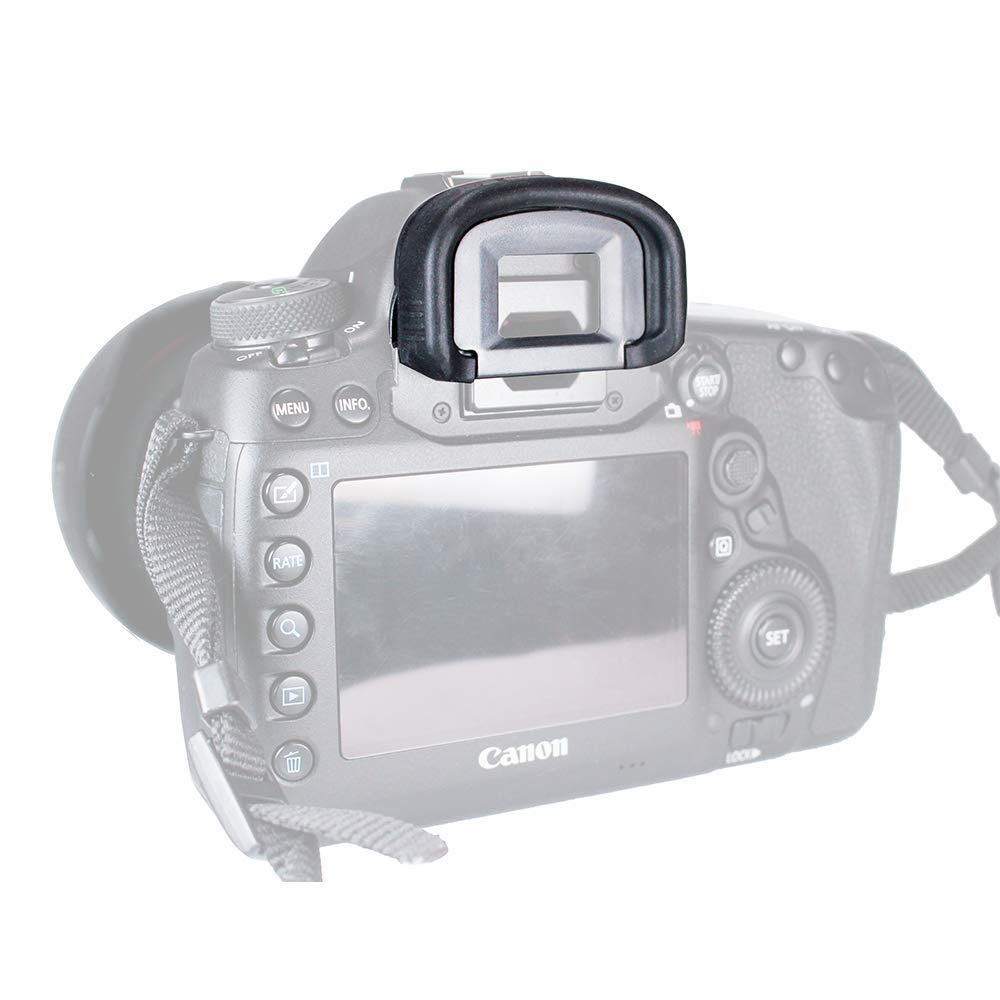 CamRebel Eg Rubber Eye Cup for Selected EOS 5D 7D 1D Series Cameras