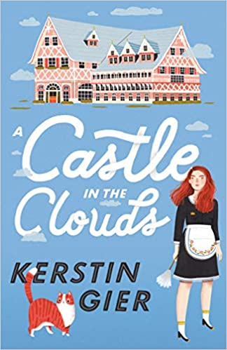 Image result for a castle in the clouds kerstin gier