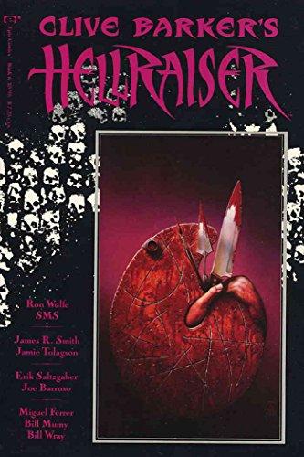 Hellraiser (Clive Barker's...) TPB #6 VF/NM ; Epic comic book