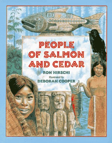 People of Salmon and Cedar