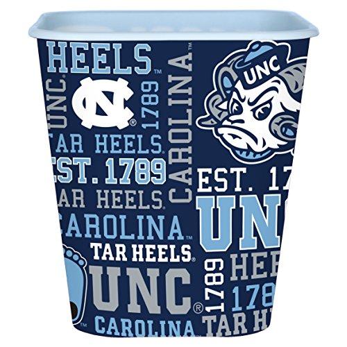 Boelter Brands NCAA North Carolina Tar Heels Snack Bucket