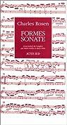 Formes sonate par Rosen