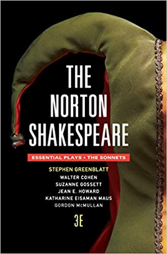 Amazon the norton shakespeare the essential plays the the norton shakespeare the essential plays the sonnets third edition third edition fandeluxe Images