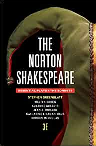 Amazon the norton shakespeare the essential plays the amazon the norton shakespeare the essential plays the sonnets third edition 9780393938630 stephen greenblatt walter cohen phd fandeluxe Images