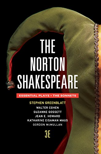 393938638 - The Norton Shakespeare: The Essential Plays / The Sonnets (Third Edition)