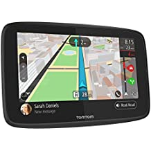 TomTom 1PN5.019.00 GO 520 5-Inch GPS Navigator with Wifi-Connectivity and Smartphone Messaging