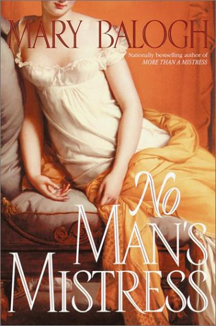 book cover of No Man\'s Mistress