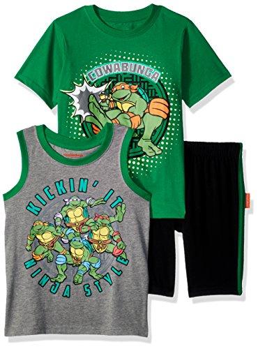 ninja turtle clothes size 6 - 5