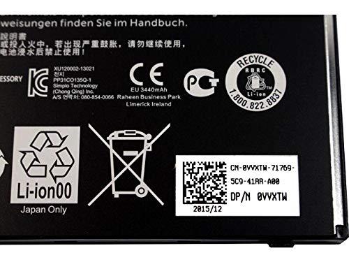 New Genuine Dell Latitude 12 E5450 E5550 38WH 11.1V Battery RYXXH by Dell (Image #2)