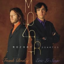 Mozart: Piano Sonata for Four Hands by Eric Le Sage