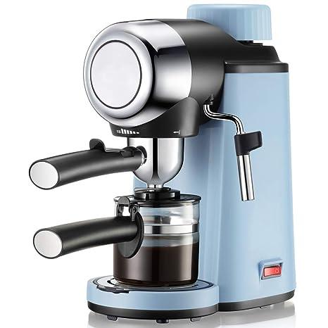 LJHA kafeiji Máquina de café Espresso, máquina de café con Bomba máquina de café semiautomática