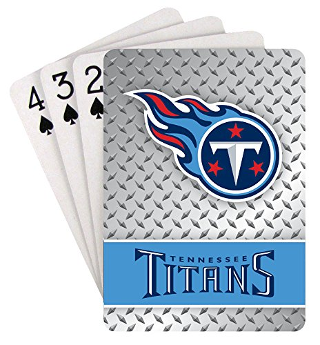 NFL Tennessee Titans Playing Cards - Card Tennessee Titans Nfl Football