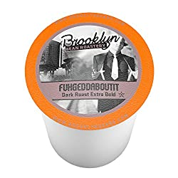 Brooklyn Beans Single-cup Coffee for Keurig K-Cup Brewers, 40-Count from Brooklyn Bean Roastery
