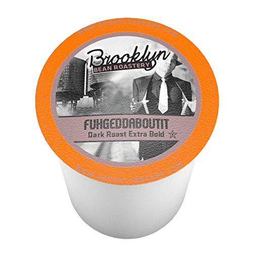 Brooklyn Beans Fuhgeddaboutit Single cup Brewers