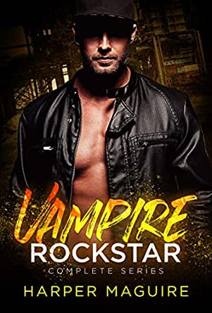 Vampire Rock Star: Complete Series - Kindle edition by