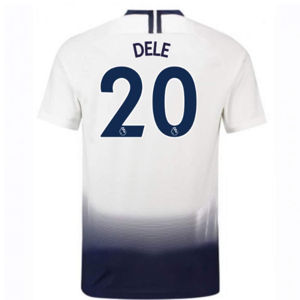 2018-2019 Tottenham Home Nike Football Soccer T-Shirt Trikot (DELE Alli 20) - Kids