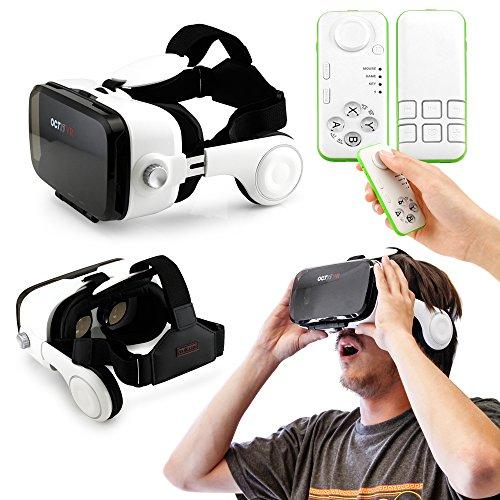 VR Box 3D Headset Virtual Reality Glasses - 8