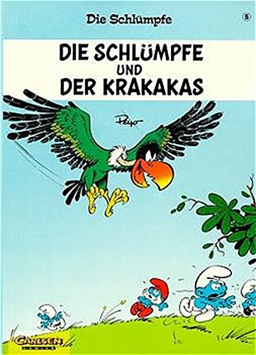 Die Schlümpfe, Bd.5, Die Schlümpfe und der Krakakas (Schlümpfe, Die, Band 5) Taschenbuch – 15. Februar 2001 Peyo Die Schlümpfe Carlsen 3551729352