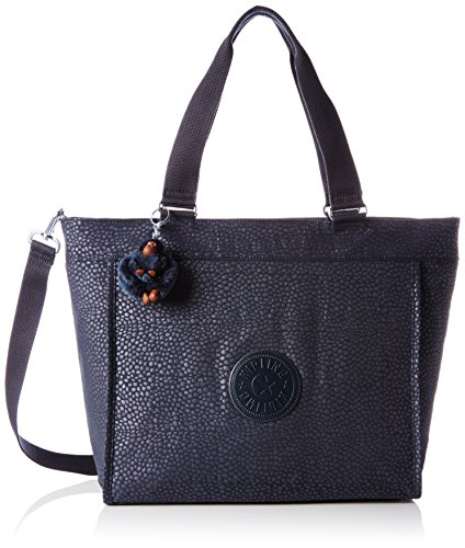 dot Multicolour Emb Kipling Dot Women's L Shopper Tote New 48X8xYqvwg