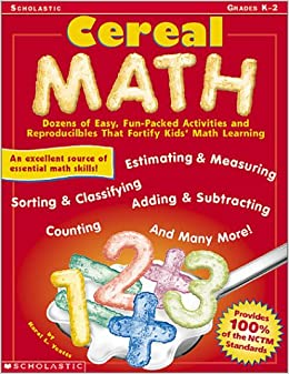 Munch and learn math story mats