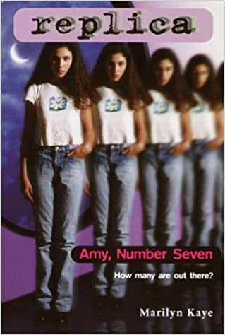 Amy, Number Seven (Replica 1)