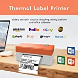 K Comer Thermal Label Printer 150mm/s- Desktop 4x6