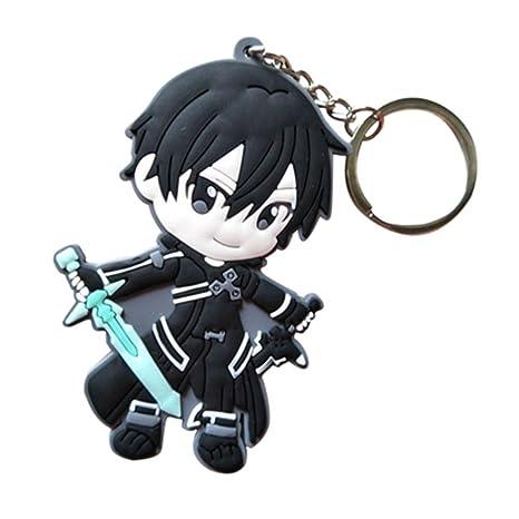 Kunandroc Anime Sword Art Online - Llavero de aleación de ...
