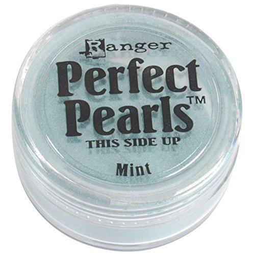 Ranger Perfect Pearls Pigment Powder 0.25oz - Mint