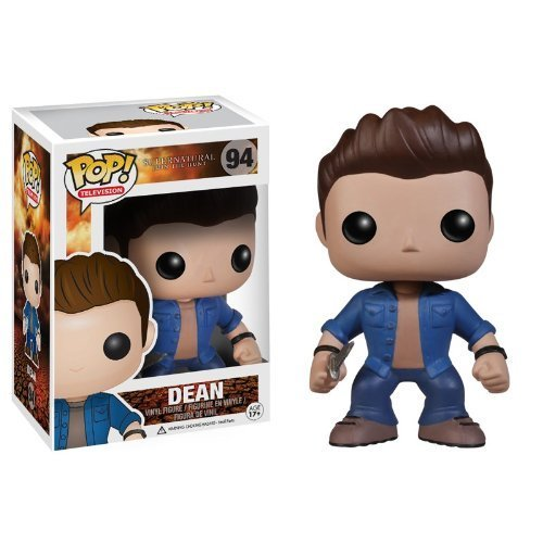 Funko POP Television: Supernatural Dean Action Figure by Funko [Toy]