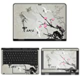 "decalrus - Protective Decal Skin Sticker for Lenovo ThinkPad Yoga 11e (5th Gen.) (11.6"" Screen) case Cover wrap LEthinkpadYoga11E_5G-47"