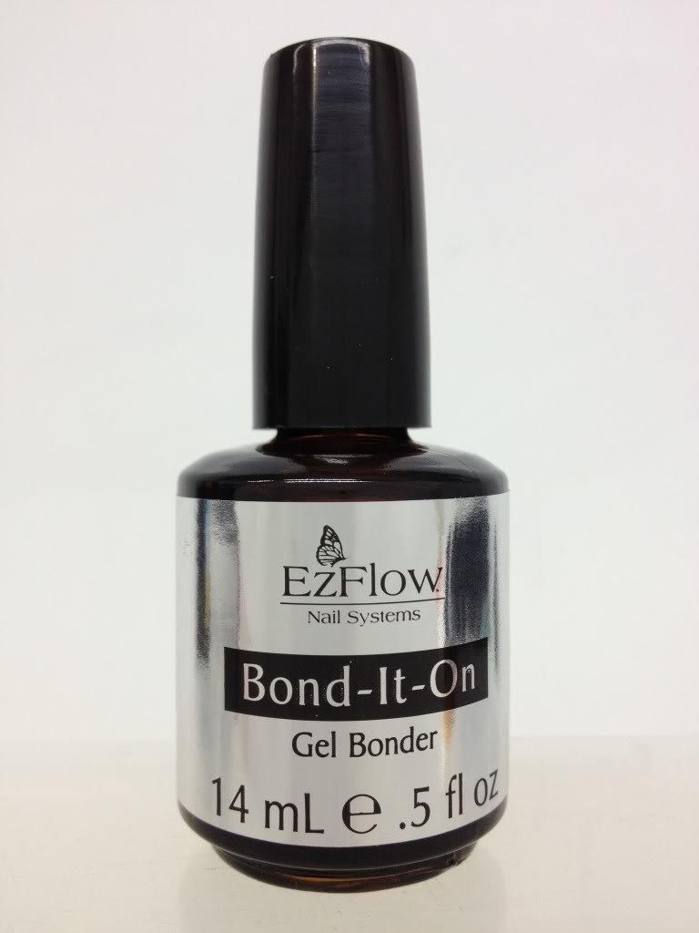 EZ Flow Trugel System Bond It On Gel Bonder, 0.5 Fluid Ounce