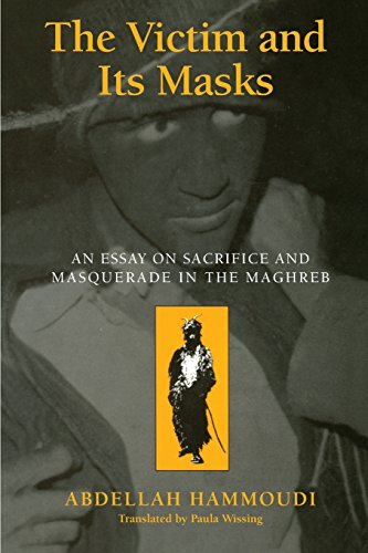 Victim Mask (The Victim and its Masks: An Essay on Sacrifice and Masquerade in the Maghreb)