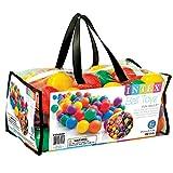 Intex 49602NP - Small Fun Ballz, Durchmesser 6.5 cm, 100 Stück, Polypack