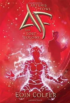 The Lost Colony 0786849592 Book Cover