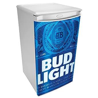 Amazon Com Danby Bud Light Logo Beer Compact Mini Mancave