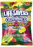 Lifesavers Gummies Candy, Parodise Mix, 7 Ounce (Pack of 12)