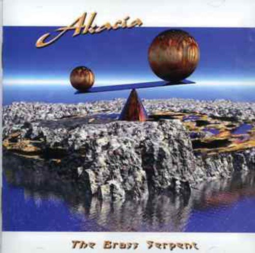 CD : Akacia - The Brass Serpent (CD)