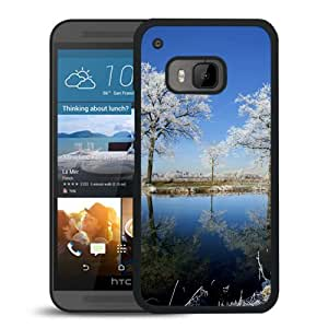Sunshine Frosty Tree Durable High Quality HTC ONE M9 Phone Case