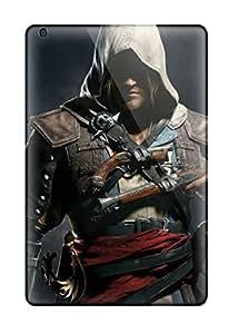 OvenTikader KfV8653noRV Cases For Ipad Mini With Nice Assassin's Creed Edward Kenway Minimin2 Appearance