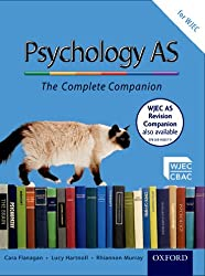 The Complete Companions: Psychology AS - The Complete Companion for WJEC