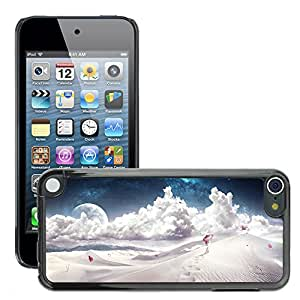 Super Stellar Slim PC Hard Case Cover Skin Armor Shell Protection // M00049337 aero time creative // Apple iPod Touch 5 5G 5th