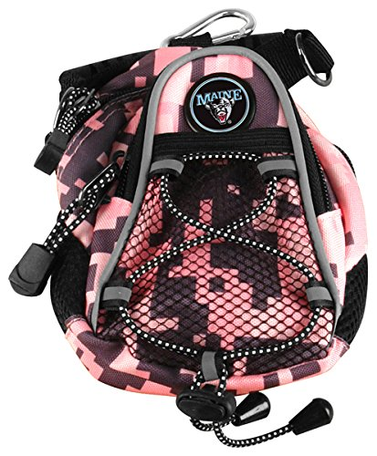 NCAA Maine Black Bears – Mini Day Pack – ピンクDigi Camo   B01ITR3JO4