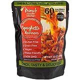 Miracle Noodle Kitchen - Spaghetti Marinara 280g (Pack of 6) - Shirataki Konjac Noodles with Marinara Sauce