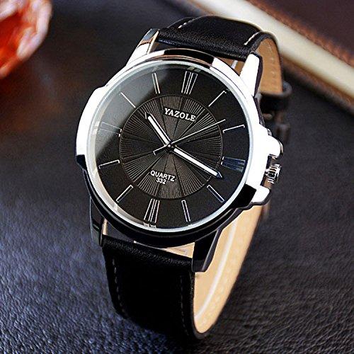 Fashion Quartz Watch Men Watches Top Brand Luxury Male Clock Business Mens Wrist Watch Hodinky Relogio - Top Brands Mens Luxury