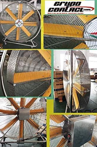 Grupo Contact Big Fan (Ventilador Gigante portátil), Varias ...