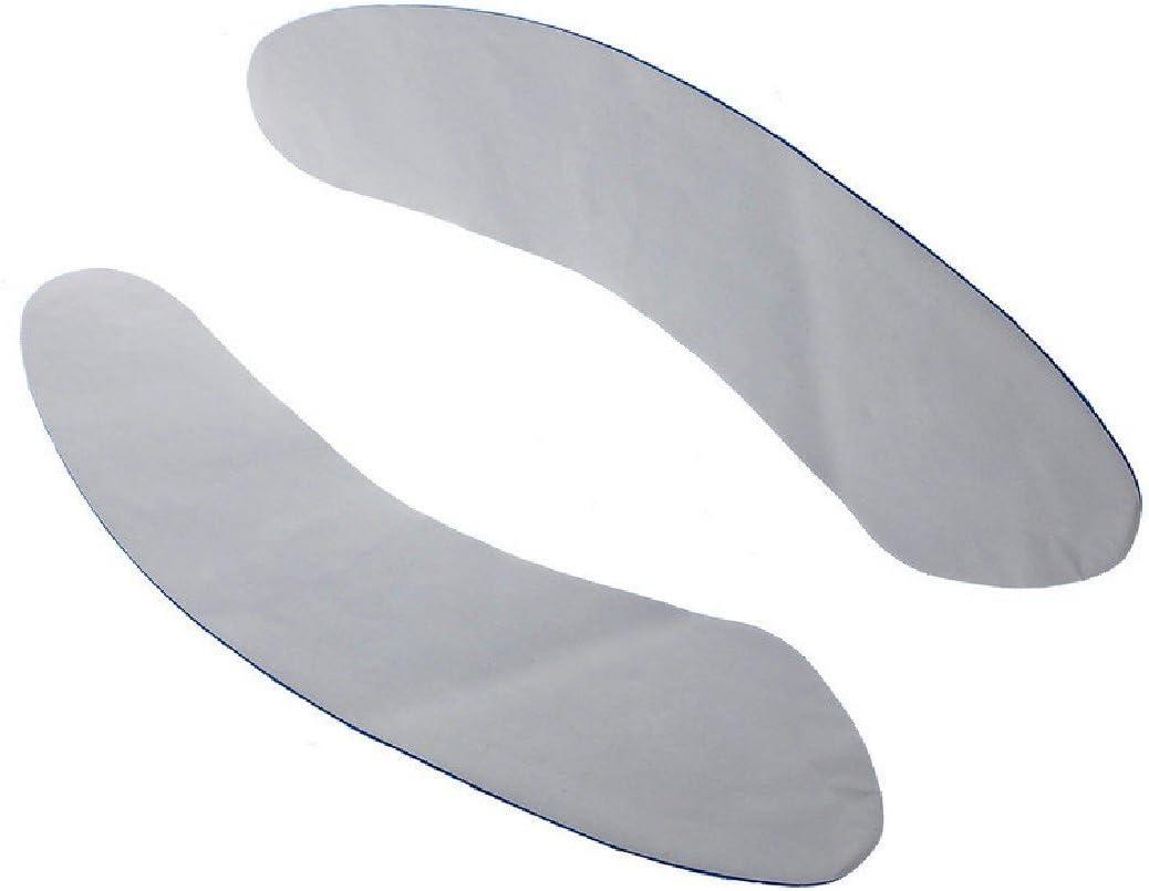 joyliveCY Weiche 1 Paar Komkompatibel mittable Kunstfaser Waschbar Badezimmer WC Sitzabdeckung Mat Deckel Closes Cloth