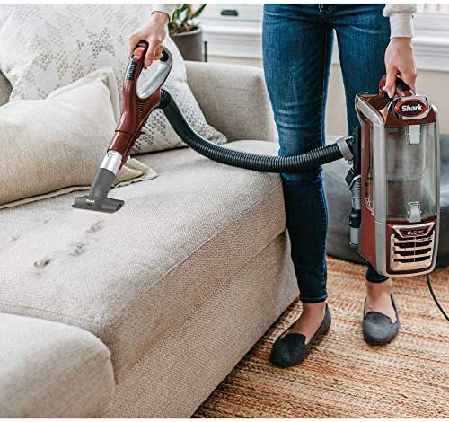 Shark DuoClean Powered Lift Away Speed Upright Vacuum Renewed