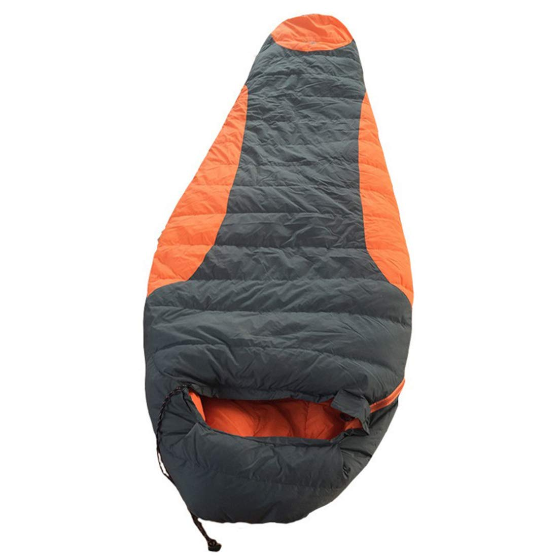 JOYS CLOTHING 屋外用多機能で便利な軽量、大人&子供用防水 - キャンプ用品寝袋 (Color : オレンジ)  オレンジ B07N3Z745Q