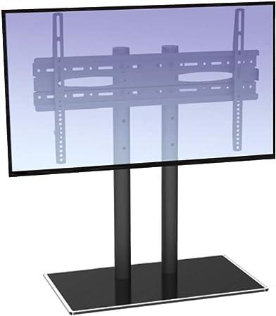 CCBBA Soporte Universal Universal para TV LCD, Soporte de Escritorio de computadora de Escritorio con Mayor elevación, Adecuado para TV de 32-65 Pulgadas, con 50 kg: Amazon.es: Hogar