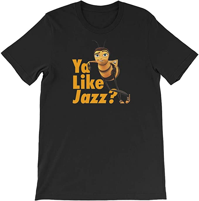 Marent Codde Bee Movie ya Like Jazz Ya Like Jazz Short-Sleeve Unisex T-Shirt